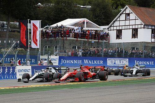 Ferrari agradece a Vettel su trabajo de equipo en Spa