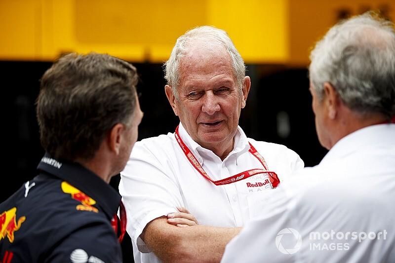 Marko: Bij Renault is er ook met Prost nog niets veranderd