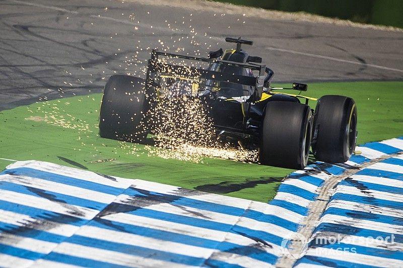 Ricciardo no se arrepiente de estar con Renault
