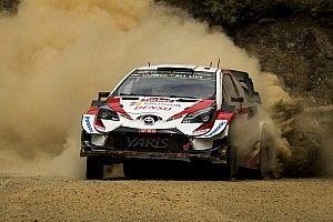 WRC, Rally Galles, Shakedown: Meeke precede Evans e Ogier
