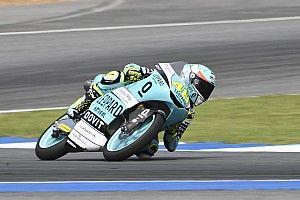 Moto3, Motegi, Libere 1: Dalla Porta cade, ma precede Canet
