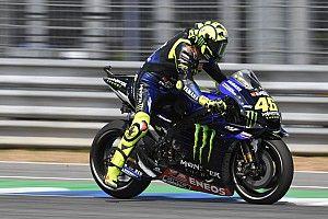 """Forcada: """"Rossi vincerà ancora? Un Mondiale no, una gara è dura"""""""