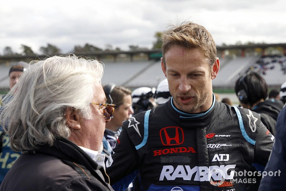 Button, Williams'ın gelişimine yardım etmeyi hedefliyor