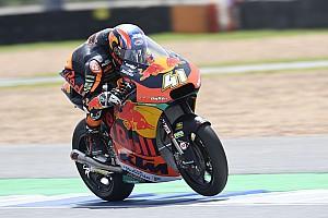 Moto2, Motegi, Libere 1: Binder beffa Nagashima, Manzi sesto