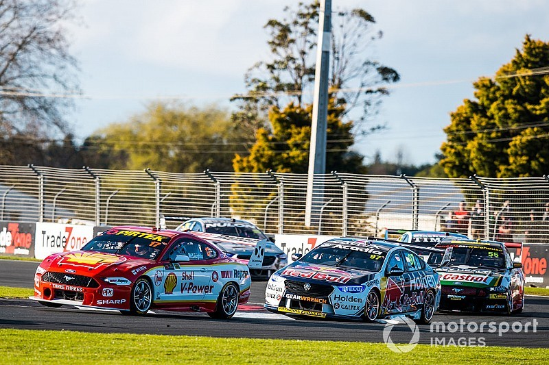 Supercars defends parity update process