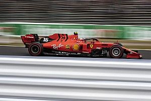 "Ferrari's Suzuka deficit a ""surprise"", Leclerc admits"