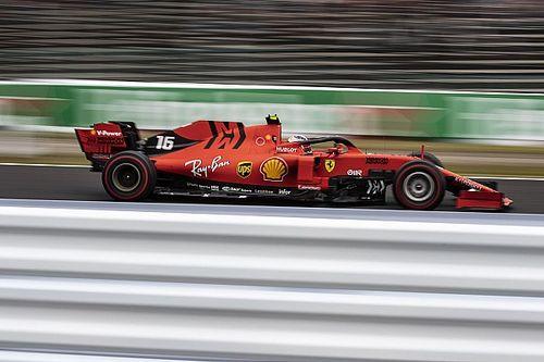 Leclerc admite que falta de ritmo da Ferrari em Suzuka é uma surpresa