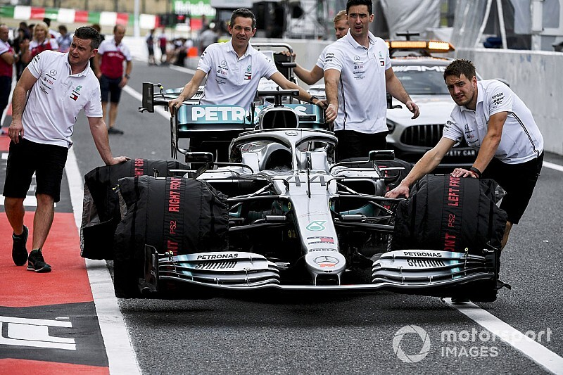 "Bottas expects ""decent step"" from Mercedes upgrades"