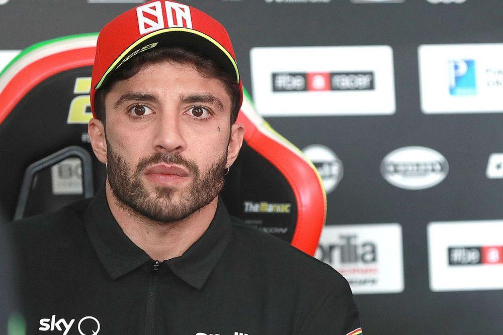 Iannone pointe un code antidopage inadapté au MotoGP