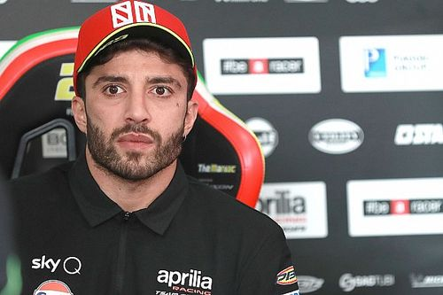 Delay in Iannone doping ban decision 'damages' Aprilia - CEO