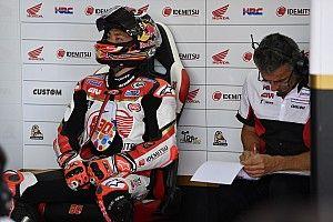 """Crutchlow: """"Nakagami solo quería ir rápido para decir que necesita una moto oficial"""""""