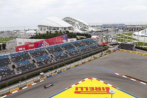 Volledige uitslag derde vrije training Grand Prix van Rusland
