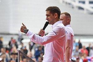 Petrov Kritik Larangan Bendera Rusia untuk Mazepin
