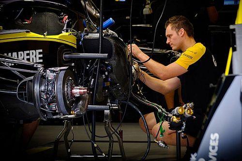 Renault introduit son évolution moteur, pénalités à la clé