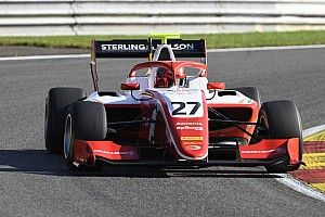 Spa F3: Daruvala beats Piquet to pole