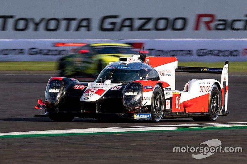 Silverstone WEC: Üçüncü seansta Toyota lider