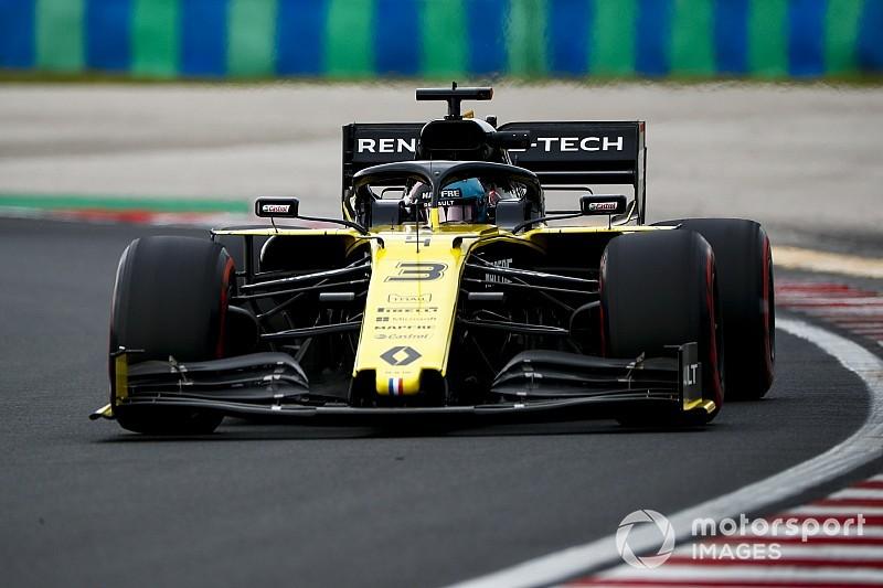 "Ricciardo: ""Başarılı olacağımızdan eminim"""