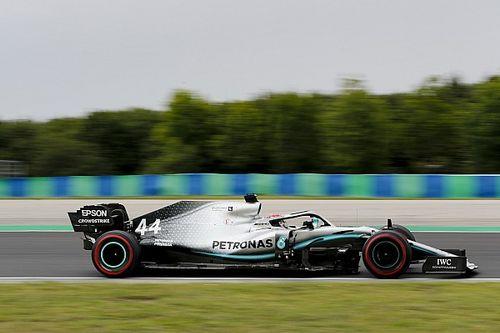 Hamilton supera a Verstappen por 13 milésimas en la práctica 3