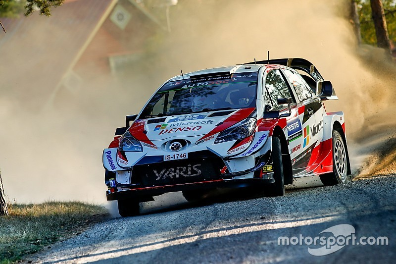 WRC, Rally Finlandia, PS7: Latvala vola. E' lui il nuovo leader!