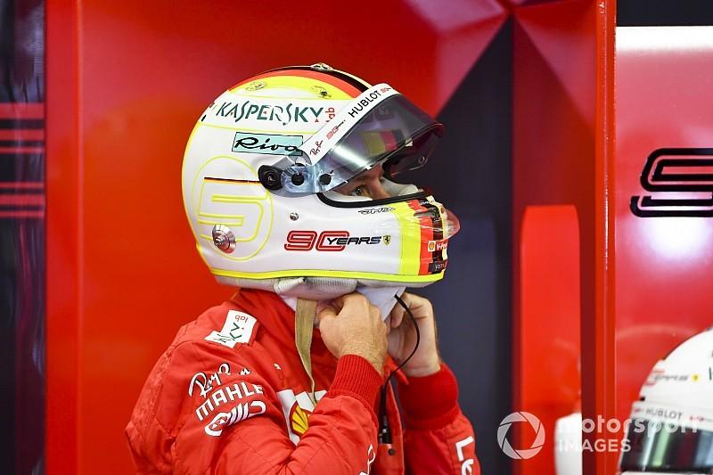 Binotto: Vettel 2020'de Ferrari'de kalacak