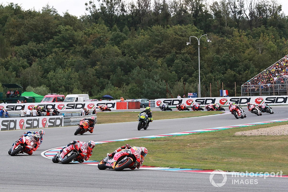 MotoGP trabaja en un calendario solo en Europa