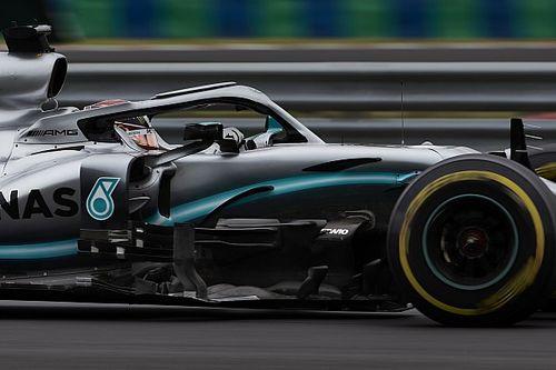 Ergebnis: Formel 1 Ungarn 2019, 3. Freies Training