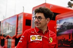 Binotto: Büszkék vagyunk arra, hogy a Ferrarival egész Olaszországot képviseljük