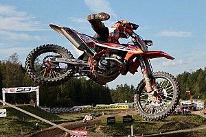 Prado ya estrena la KTM de MXGP