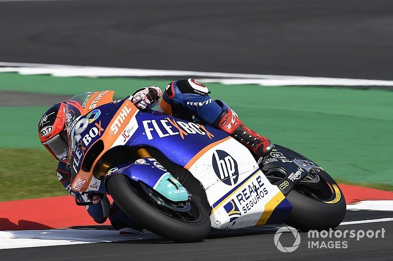 Moto2, Misano, Libere 2: Fernandez va al comando