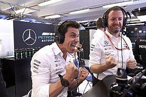 Wolff komentuje osiągi Ferrari