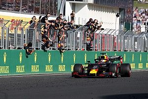 Verstappen, elegido 'Piloto del día' en Hungría, a pesar de todo