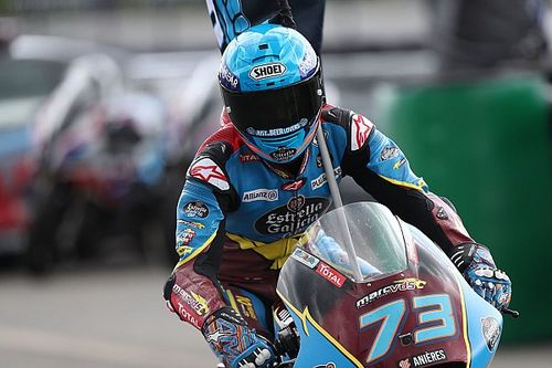 Moto2 Ceko: Marquez raih kemenangan kelima