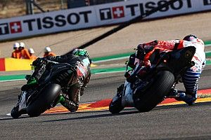 LIVE MotoGP, GP d'Aragon: Warm-Up