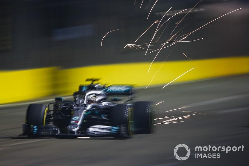 """Hamilton: """"Nous pourrons être agressifs demain"""""""