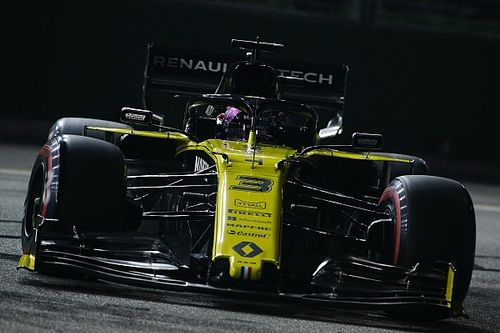 "Exclusion de Ricciardo: un gain de 0""000001 avec le MGU-K!"