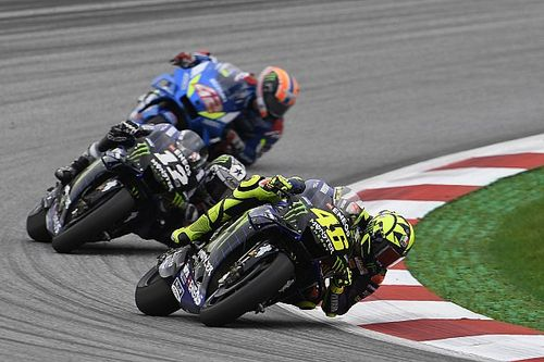 Rossi widzi postęp Yamahy