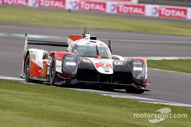Silverstone WEC: Toyota survives rain scare to take 1-2