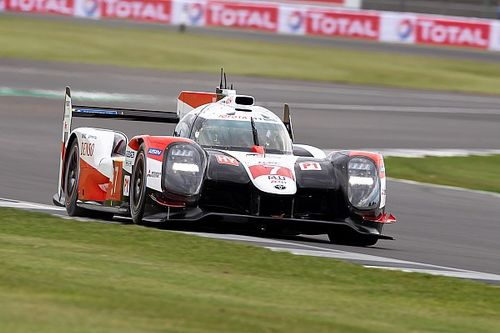 Silverstone WEC: Toyota survives rain scare to take 1-2