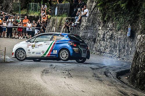 Ennesima vittoria di Ciuffi nel CIR 2 Ruote Motrici in Friuli