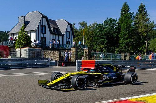 Ricciardo czeka na współpracę z Oconem