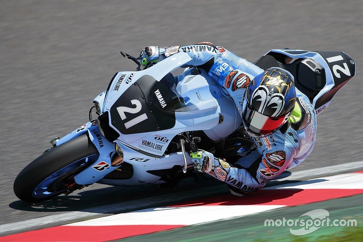 Suzuka 8 Hours: Yamaha wins after last-minute Rea crash