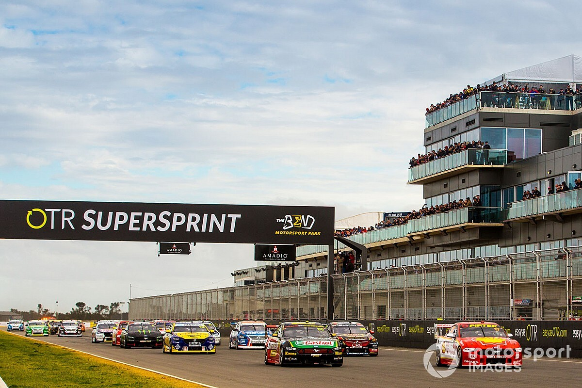 The Bend in danger of losing 2020 Supercars round