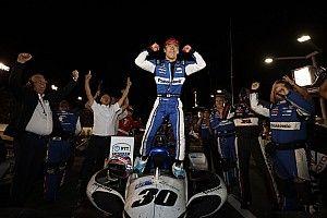 La rédemption de Takuma Sato, vainqueur à Gateway!