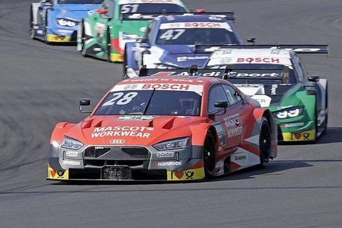 Прямо сейчас на Motorsport.tv: субботняя гонка DTM на «Нюрбургринге»