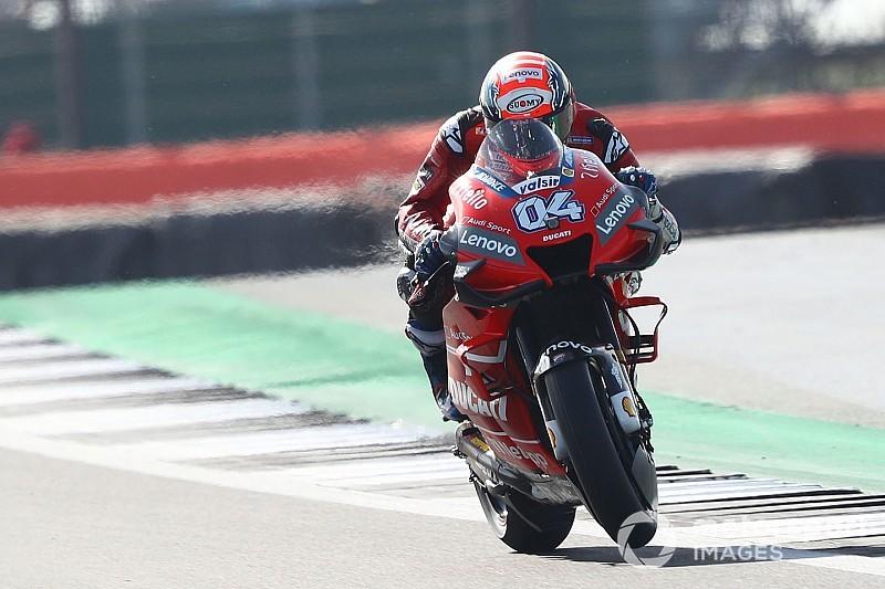 """Dovi: """"Correre con Ducati o Ferrari non è uguale. Noi abbiamo Rossi"""""""