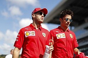 "Leclerc: Ferrari interests ""priority"" over Vettel battle"