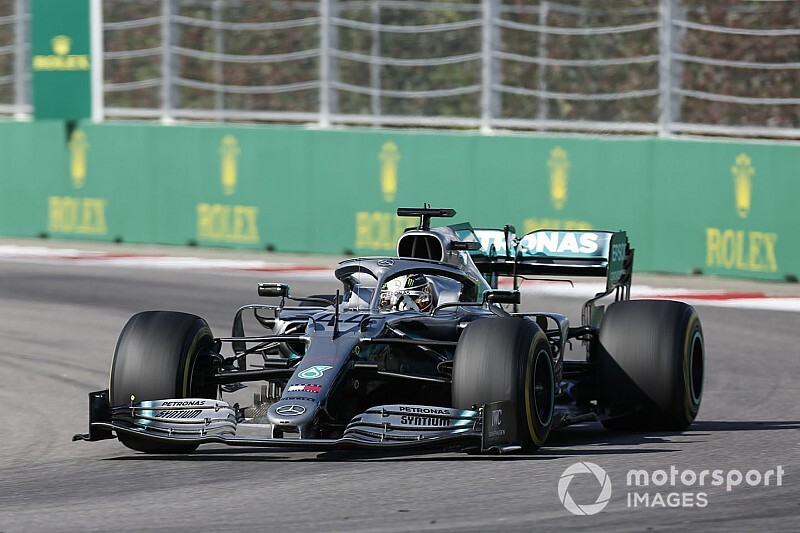 Strategie GP Russia: Mercedes punta tutto sull'overcut