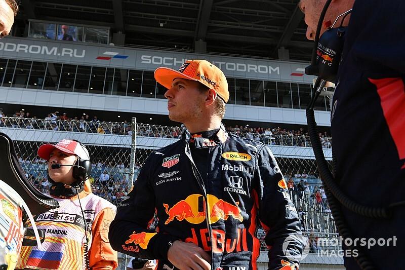 Verstappen: Jestem szybszy od Hamiltona i Leclerca