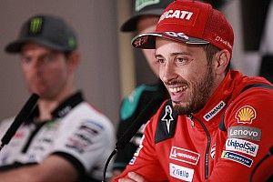"""Dovizioso: """"Márquez pensará en el título, pero duele perder estos duelos"""""""
