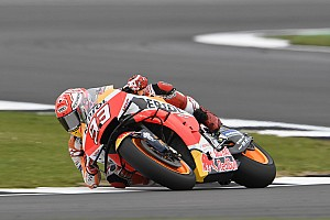 Silverstone MotoGP: Marquez breaks lap record in FP2